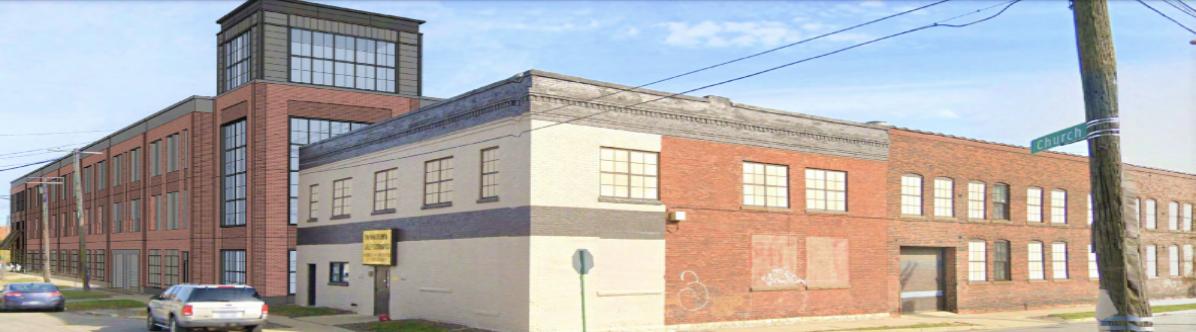 historic building on Church Street