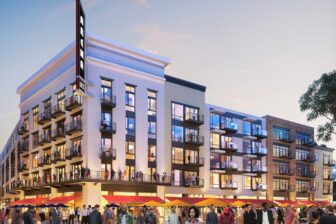 proposed Arena Lofts